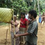 #Facebook group in #SriLanka #Thanayampola in to #charity Building a house for poor family #Weligepola , #SriLanka http://t.co/b8cFQciZBL