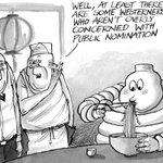 Harrys View: 31 October 2014 #HarryHarrison #cartoon #Michelin #HongKong http://t.co/MrWR8WlMsv http://t.co/xcD6vDLT8x