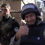 """Пореченков пообщался с ополченцами: """"Главное не сдаваться!"""" http://t.co/0oMo9J8cmQ http://t.co/IMLuOCnmI0"""