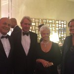 Dame Judi! #Britannias http://t.co/N16S9WrxKj