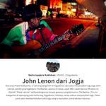 cc: @PieterLennon → ET @.simPATI: (...) Derta Isyajora tentang JOHN LENNON asal JOGJA. Vote yuk! http://t.co/4131D60oJS