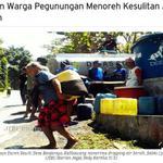 #Jogja 31okt | Ribuan Warga Pegunungan Menoreh Kesulitan Air Bersih → http://t.co/FdAxvIctvA , http://t.co/61SROb8cnI