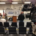 Media is now setting up for an 11 pm press briefing with @GovernorCorbett and PSP @ the Pike County Training Center. http://t.co/qqgMd4uUYK