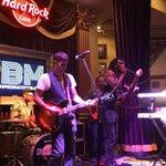 @KwameBinea shutting it down at @HardRockPhilly!!!! #loveandmoney #philly #live #music http://t.co/9MEg60DgKy
