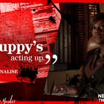 Got to get the puppy in line! #HTGAWM http://t.co/wVFBZGKleL