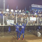 El Rancho 14 Cal High 0 with 4:30 left in the 1st quarter #BLUEPRIDE http://t.co/EXmFVJ8ELp