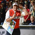 . @coachbrucepearl dressed up as @CoachGusMalzahn for Pearl Jam event on Halloween Eve. (Photo: @wwader) http://t.co/n9HdZvlLoH
