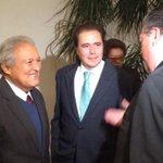 Estamos uniendo esfuerzos para dar un mayor empuje a la relación comercial entre #México y #ElSalvador http://t.co/TgvZK6z7uP