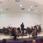 Iniciamos concierto de nuestra Orquesta Juvenil Municipal de Hermosillo en @UVMHermosillo http://t.co/lomZBJb24M