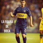 #CopaSudamericana #Boca 1 - Cerro Porteño 0 #LaFiguraDeBoca @adriancubas5 #La12twittera http://t.co/MUEXBgz5qj