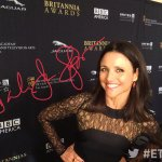 .@OfficialJLD looking AMAZING as always. #ETnow #Britannias @BAFTALA http://t.co/lA2dAfW7gN