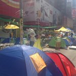 #HongKong RT @breakandattack: Nathan Rd tent census: currently 263 tents. Up from 202 yesterday and 157 day before. http://t.co/sdKDSc0kng