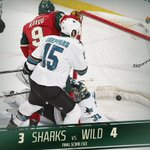 #mnwild WINS 4-3 in shootout as @dkuemps35 stops Marleau!!!! Huge comeback over #SJSharks #SJSvsMIN http://t.co/Dbl2lc1oNt