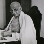 Cartier-Bressons amazing 1948 photograph of Sardar Patel. Utterly brilliant. #IronMan http://t.co/UVjOmVJzbX