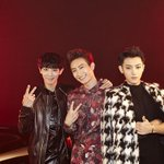 Super Junior-Ms Zhoumi makes his solo debut with Rewind MV featuring EXOs Chanyeol and Tao http://t.co/1Nr93kMSNf http://t.co/7vNrGXtUBM