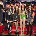 """石田ニコル、浦浜アリサら人気モデルが""""本格""""ハロウィンコスで登場 http://t.co/xYYaSonUjq @Alisa_U57 #Halloween #ハロウィン http://t.co/DyYSKRdxdm"""