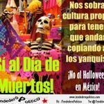 No al Halloween en México! #YOLO #TeniaQueTuitearlo #NacoNivel #EnTresPalabras #ConVictoriaAlCalaDeVeras #Halloween http://t.co/PD6d4isfoQ