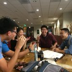 The ASES team discusses the benefits of back-end programming. #ASES #Stanford http://t.co/MVrzsUdrG5
