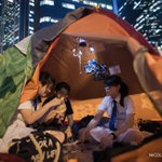 Month living on the streets has given young Hong Kong democracy protesters a taste of freedom http://t.co/v6byucWxsK http://t.co/buaVLqteHB