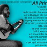#Efeméride | El 31 de octubre de 1941 nació Alí Primera, el cantor del pueblo venezolano #AliEnElAlmaDelPueblo http://t.co/lT6rUHnFjS