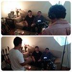 Grabando con @Disfrutando2 #matrimonio #DIOS Filming with @Disfrutando2 #MarriageTip #relationshipadvice #Atlanta http://t.co/PO3e0KHjpE