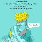 Caricatura EDO: Querido Weil http://t.co/L3bd4ajIVo