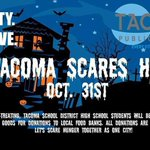 Lets get the word out to our city and scare hunger this Halloween! @StadiumHighASB @MountTahoma @AbeConnection http://t.co/yXqbTi6YJf