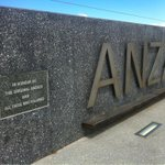 ANZAC Peace Park, Albany, site of tonights sunset service.100 yrs since the first WW1 troopships sailed from here. http://t.co/lAo1Zxy2gy