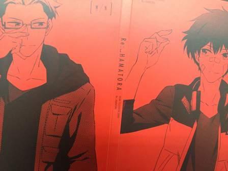 【本日発売!】「Re:␣ハマトラ」Blu-ray&DVD第1巻が、本日、10月31日発売でございますっ!こちらは