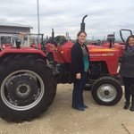 RT @AnnshulJain: @anandmahindra - A proud moment for M&M:1st woman farmer in Macedonia bought a 595 MKM tractor http://t.co/yPr2KVbMHU http…