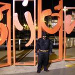 Bueno...Ya no solo se trata de payasos...ahora tambien llegan los superheroes de Marvel a la ciudad del Piles http://t.co/B0qWexe8d0
