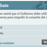 Hola, @elmundoes. Si no quiero compartir país con vosotros es, entre otras cosas, por encuestas como ésta: http://t.co/gNyIiQseay