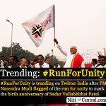 #RunForUnity #SardarPatel #NarendraModi #NewsInPics http://t.co/TSjLhPRbAZ