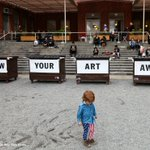 An exhibition at MoMA PS1 raises questions about how artists and art are valued http://t.co/QISW9A7PP0 http://t.co/timiMTnbKm