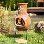 Happy Halloween! RT+FOLLOW @LaHaciendaUK + @Very_Outdoors to #win this chimenea #FreebieFriday #competition #win http://t.co/mn9dhadpE9