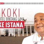 Cerita koki istana dalam memenuhi cita rasa para pemimpin Indonesia http://t.co/BJb5gdsWb4 I @majalah_detik http://t.co/OcX2wvnZDl