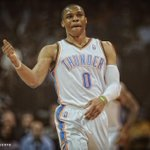 BAD NEWS! Russell Westbrook has a small fracture on his shooting hand. Will be reevaluated tomorrow http://t.co/GbIkDrVOTc