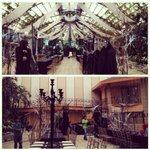 """@JADINEaholics: THE VENUE THO OMYGAS Happy Birthday Nadine Lustre???????????????? http://t.co/7TMwTewFkd"" ~C"