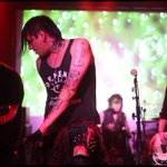 #TheDark live at @Toxic_Tuesdays @LoadedHollywood Halloween Party 2014 #Alternative #Rock #Industrial http://t.co/IYn2RFzltg