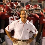 Happy Birthday Coach Saban, he is 63 years old today Thank you to the best coach in college football. #Bama #RollTide http://t.co/GZ3rsdrdpZ