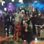 Aquí los bi-campeones de #Jaloguin #PremiosFama http://t.co/z7nqRfRpWX