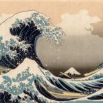 31 октября 1760 родился японский художник Кацусика Хокусай. Его Большая волна (перепечатка 1948) в собрании ГМИИ http://t.co/5QsiAwYyqH