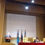 Общественные слушания по проекту бюджета города Ульяновска. Докладывает С.С. Панчин http://t.co/peKCLCTNGv