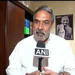 How many times has Narendra Modi as Guj CM celebrated Sardar Patels birth anniversary before?: Anand Sharma,Congress http://t.co/aXI75nG5ie