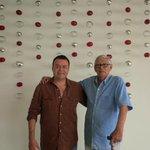 Descanse en Paz Don Jorge Saldaña. Tuve el privilegio de conversar con él en enero pasado en #Acapulco http://t.co/2VIBoNoawU