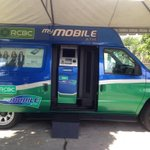 Run out of money because of the mobile cafe in Manila Memorial Park? Dont worry, theres a mobile ATM too. @gmanews http://t.co/BGN1Ymohdw
