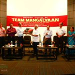 Felicitation Ceremony for the Team Mangalyaan http://t.co/3yivXoc7W0