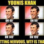 The all smiling #YounisKhan Always maintains his composure..and is always smiling! Fast approaching 150! #PAKvAUS http://t.co/F4a8zi1XfL