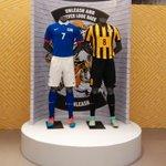 A closed up look at our new Harimau Malaysia Jersey. #SayaTeamMalaysia @nikemy http://t.co/kUWNYQZrXp