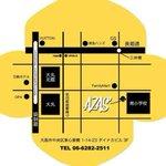 本日、元阪神タイガースの浅井良くんのお店『AZAS'』というBARがオープンしました♪( ´▽`) 関西の皆さん、是非行ってあげて下さい〜! http://t.co/QqMQwbZtrb